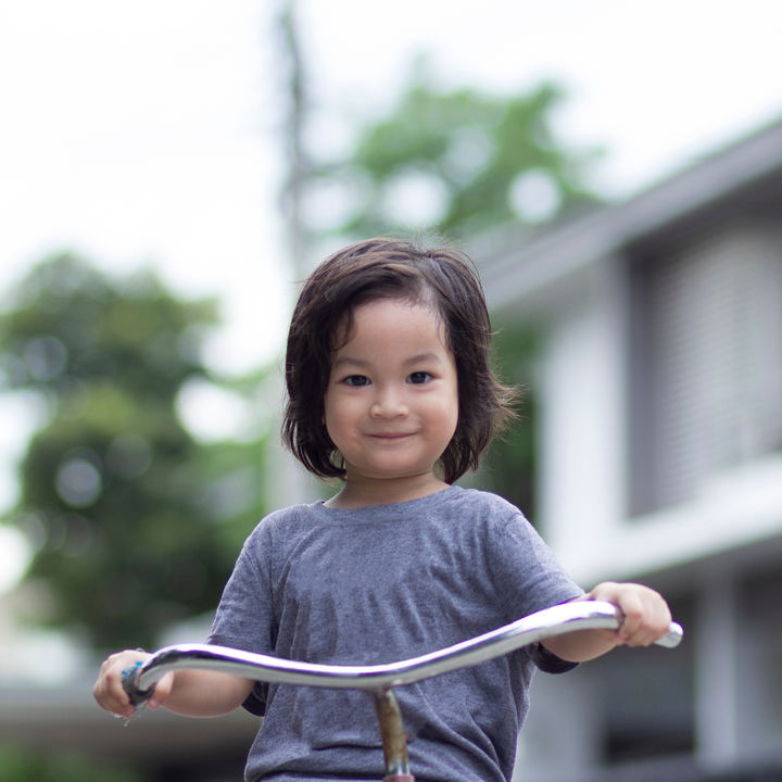3歳の子どもの自転車選び。種類やサイズなど選び方のポイントは?