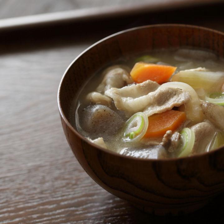 離乳食後期・完了期に作る豚肉と白菜を使ったレシピ