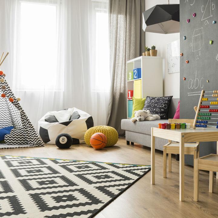 子ども用の家具の選び方。おしゃれなデザインの収納など