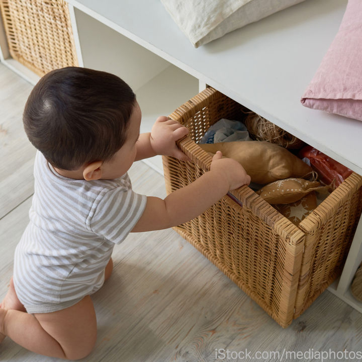 おもちゃを収納しやすい部屋のレイアウトを考えよう