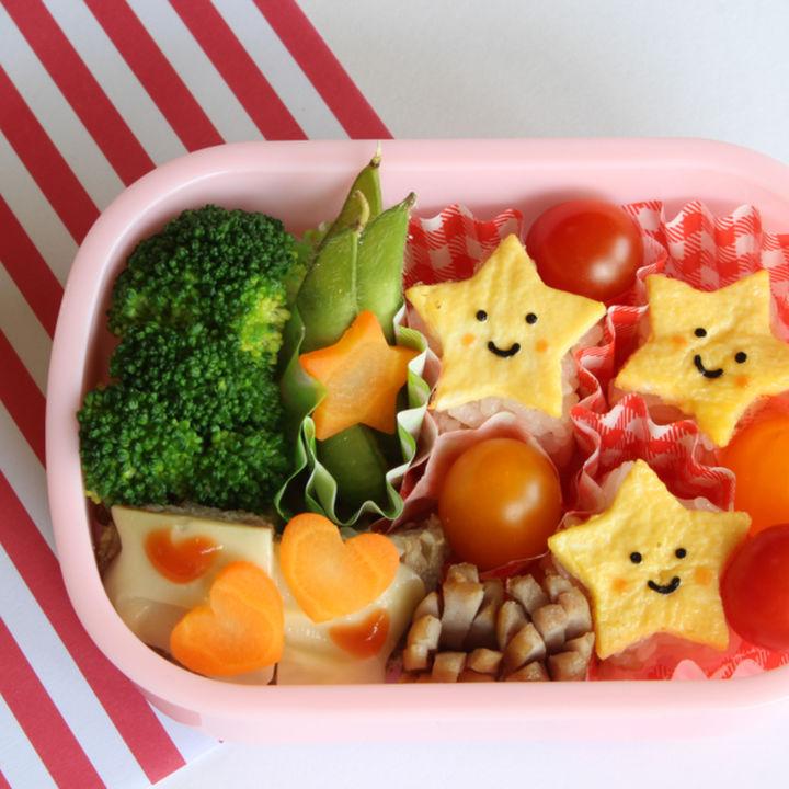 4歳児に作るお弁当。よく作るおかずやお弁当箱の選び方