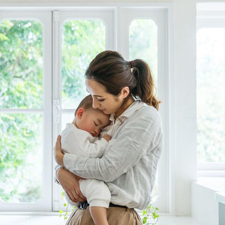 1歳の子どもの抱っこ事情。頻度や求めてくるとき、抱っこの仕方