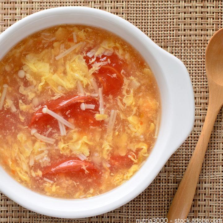 えのきを使った幼児食レシピ。時短調理で朝食やお弁当に活用しよう