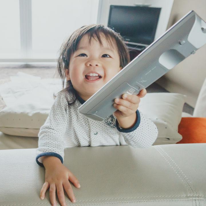 子育て中のママが考えるテレビのルール。つけっぱなしなど気になること