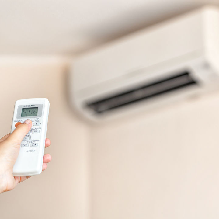 子どもがいる部屋でのエアコン事情。設定温度や使う時間とは