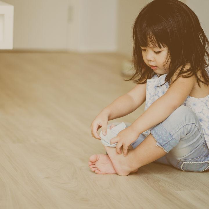保育園で靴下のルールはある?長さなどママたちが気をつけたこと