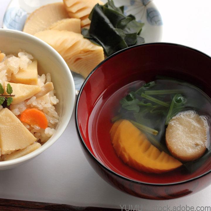 炊き込みご飯に合うおかずのレシピ。野菜や肉、魚を使って作ろう