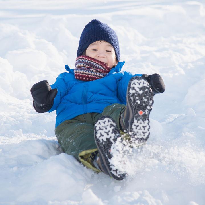 子どものスキーの教え方。何歳から始める?初心者への教え方