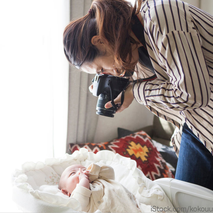 カメラで子どもを撮影するときのコツは?カメラ選びのポイントなど
