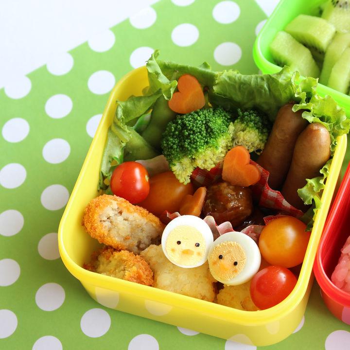 子どもの幼稚園のお弁当事情。用意する頻度やお弁当箱の選び方など