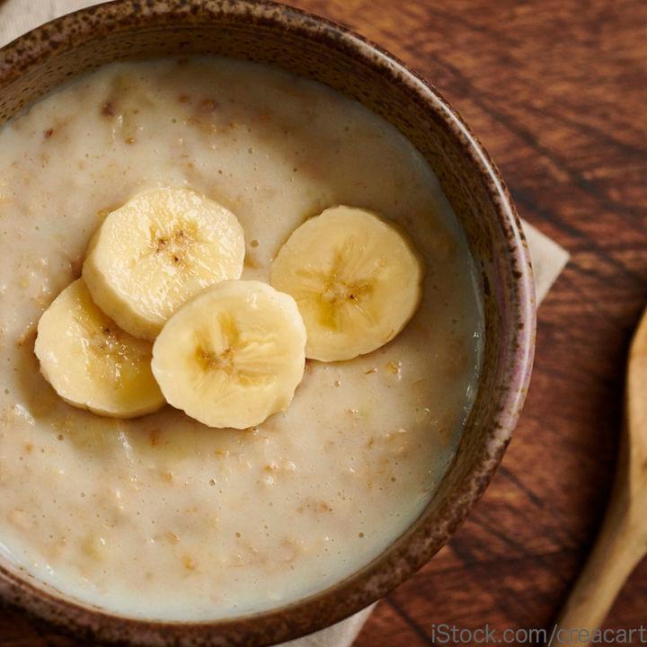 離乳食ごっくん期に作るバナナのレシピ。調理方法や時短のコツ