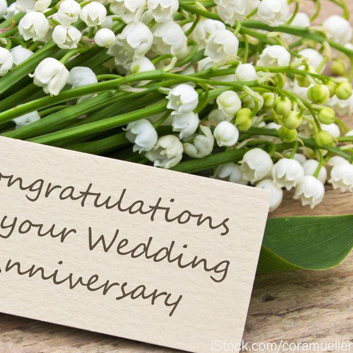 結婚記念日にお花のプレゼント。予算や選び方と喜ぶ渡し方