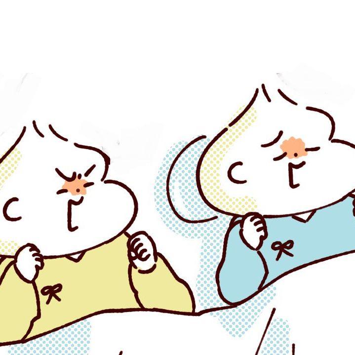 【ふたご育児】第34話 一卵性のふたご、見分けられる?!