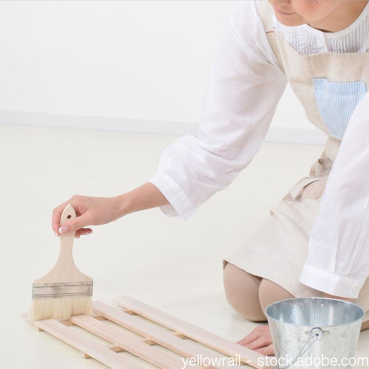 ベビー布団とすのこをセットで使うとき。すのこの選び方や使い方