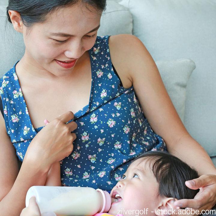 赤ちゃんの卒乳はいつ頃?タイミングや卒乳に向けてしたことは