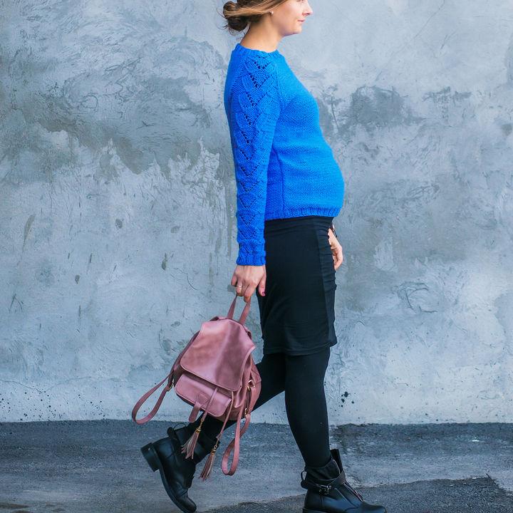 妊娠中の通勤はどうしてる?通勤時間や電車での通勤事情