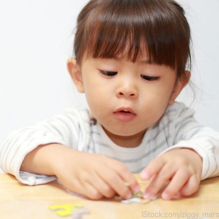 幼児用のパズルの種類。サイズにあわせた収納のコツなど