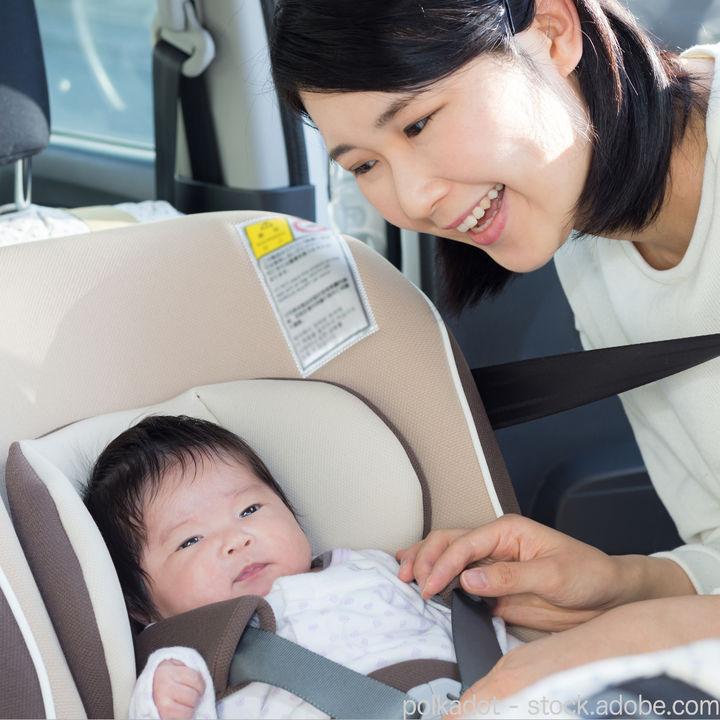 【体験談】出産後に退院するとき。車やタクシーの利用で気をつけること