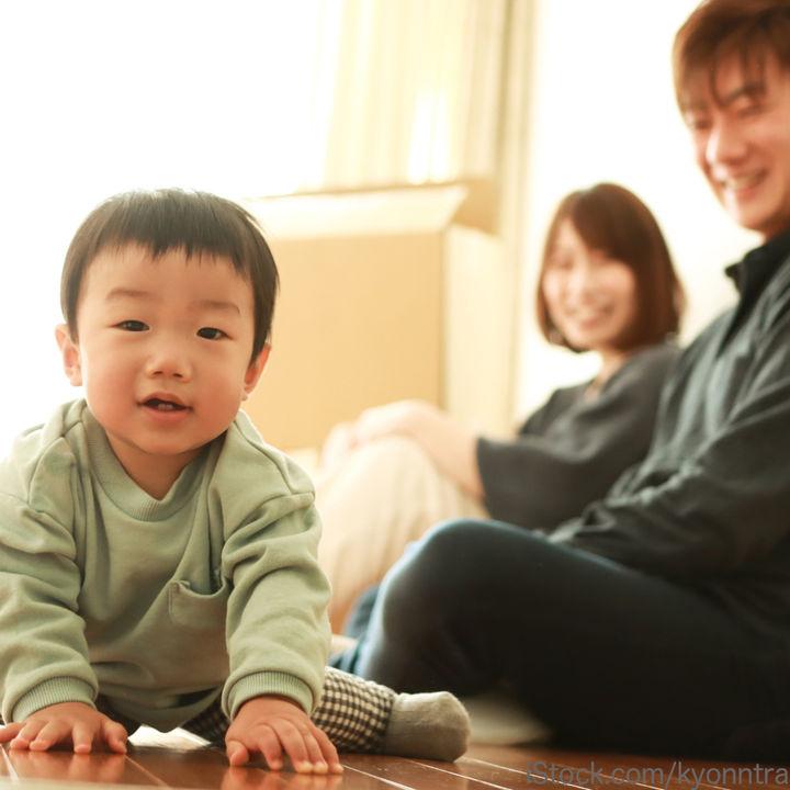 夫婦と子ども1人の理想の間取りはどのぐらい?住みやすい間取りや暮らし方